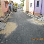 Repairing of bituminous road at Dhipchuriya Village under Andal Block(3rd Call)