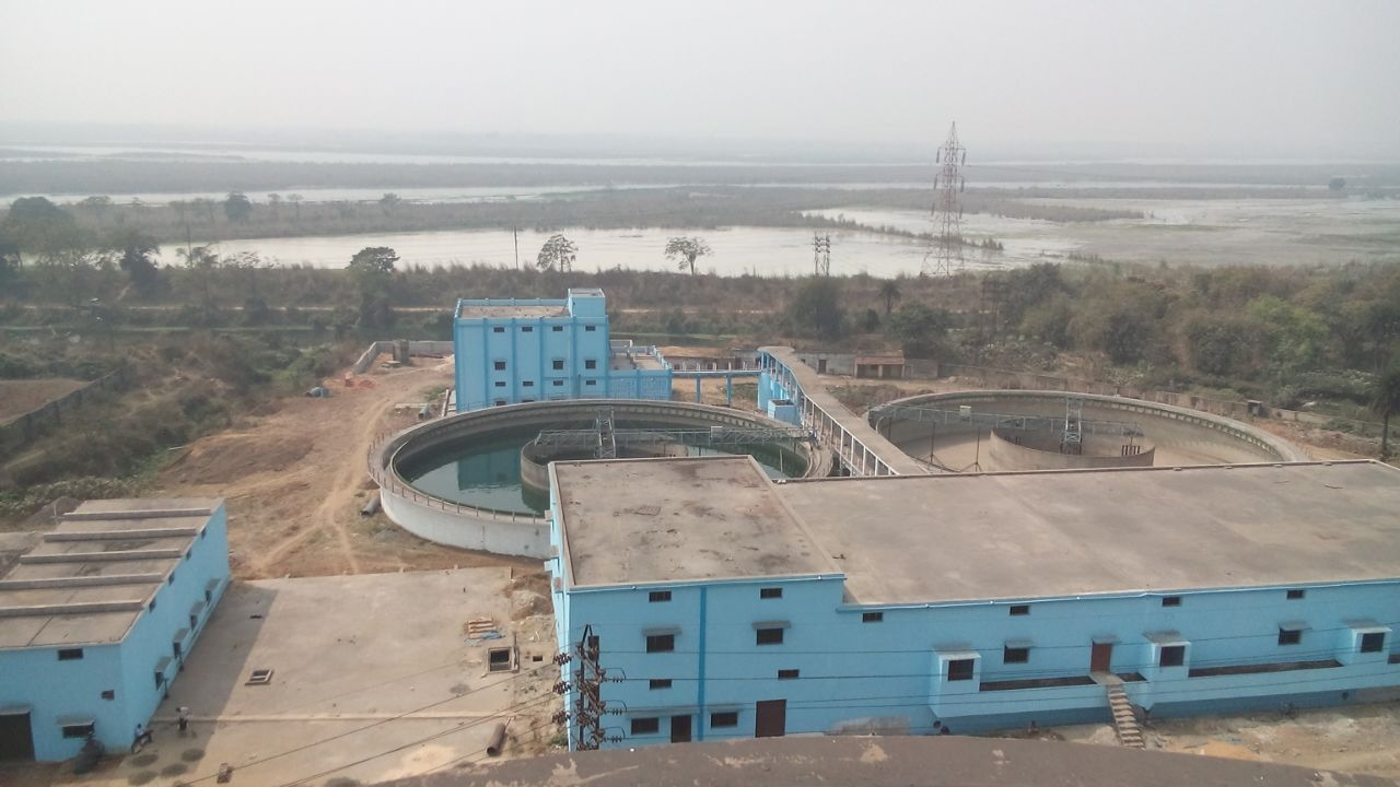 15 MGD Water Supply Project at Durgapur