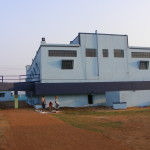 Main Building of 10 MGD Water Supply Project, Asansol
