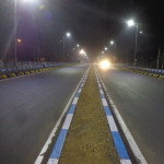 Road from Jublee Dhaba to Scob Gate at Asansol
