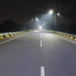 Road from Gammon Bridge to Gandhi More at Durgpur