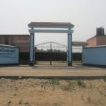 Construction of Boundary Wall at Kuldiha Junior High School at Durgapur
